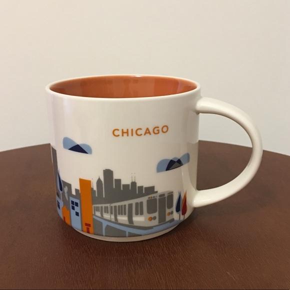 Mug You Here Chicago Cup Collection Are Starbucks PkuiXZ